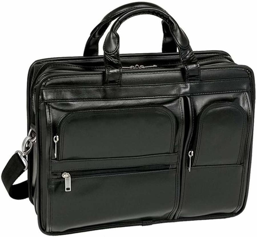 "Skórzana torba na laptopa 17"" Mcklein Hubbard 88435"