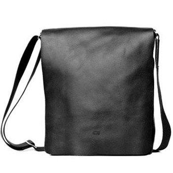 DAAG JAZZY SMASH 78 czarna torba listonoszka unisex