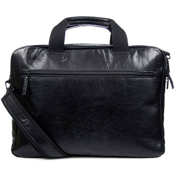 DAAG Take Away 1 czarna torba skórzana na laptopa/tablet