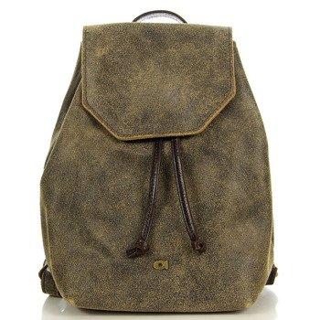 Skórzany plecak unisex brązowy DAAG JAZZY RISK UP 159