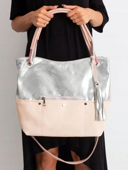 Shopper bag duże torebki miejskie | sklep #6