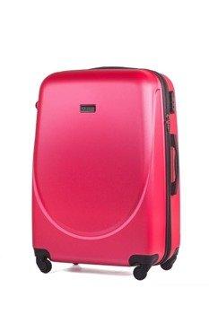 Zestaw walizek podróżnych L stl310 abs koralowy