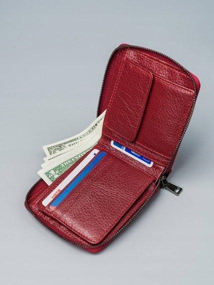 Portfel damski czerwony Lorenti 398902-SH-RFID RED