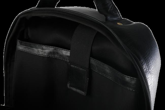Duży plecak męski czarny Always Wild  4055-B-PDM BLACK