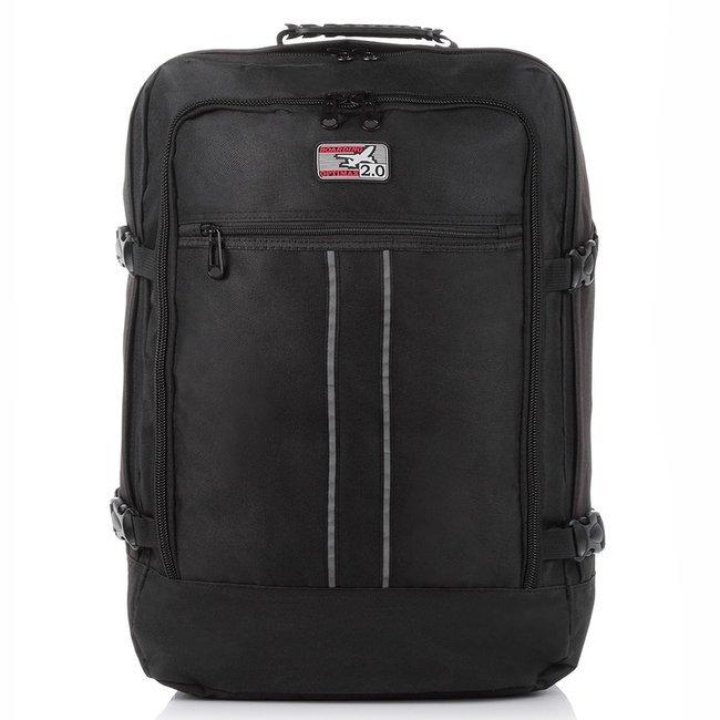 Duży plecak podróżny męski 4087