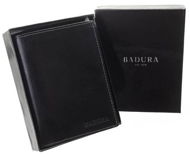 Elegancki portfel Badura N4 VT