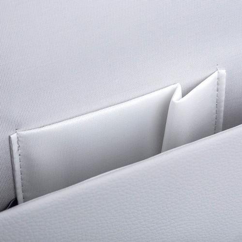 Kopertówka damska Felice F13A jasnoszara