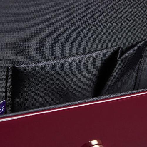 Kopertówka damska Felice F13B burgund