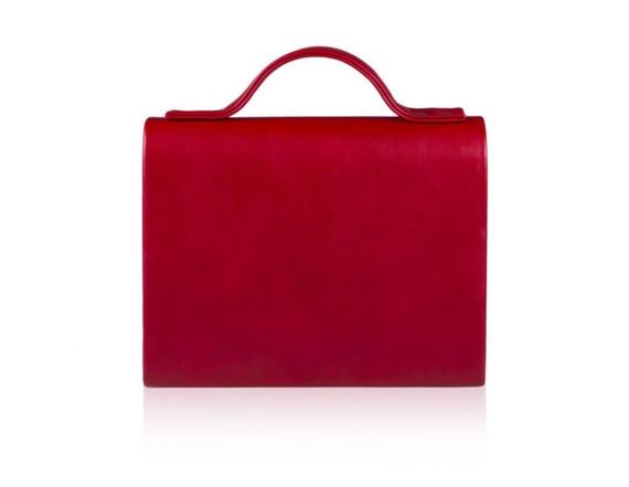 Kopertówka damska Felice F19 czerwona