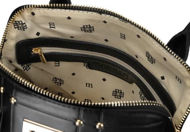 Kuferek damski czarny Monnari BAG2220-020