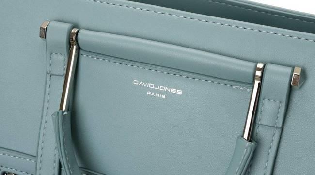 Kuferek j. niebieski David Jones CM6011 L.BLUE