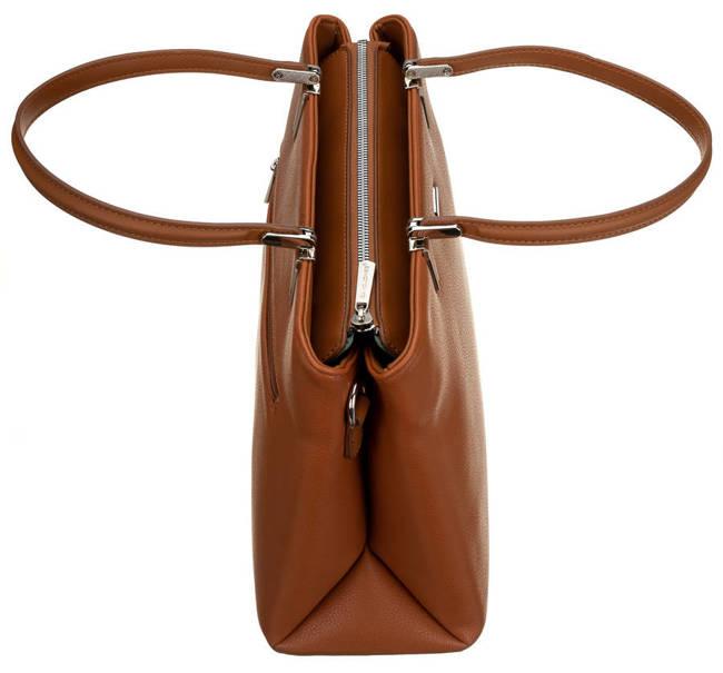 Kuferek koniakowy David Jones CM6021 COGNAC
