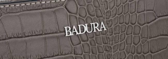Listonoszka damska beżowa Badura T_D191BE_CD