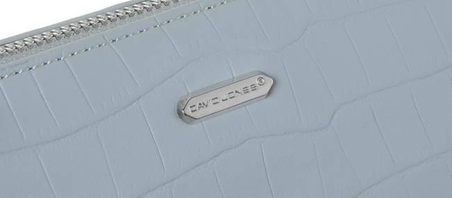 Listonoszka damska błękitna David Jones  CM6016 L.BLUE