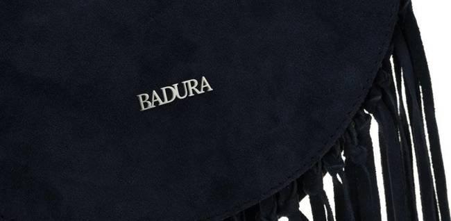 Listonoszka damska granatowa Badura T_D185GN_CD