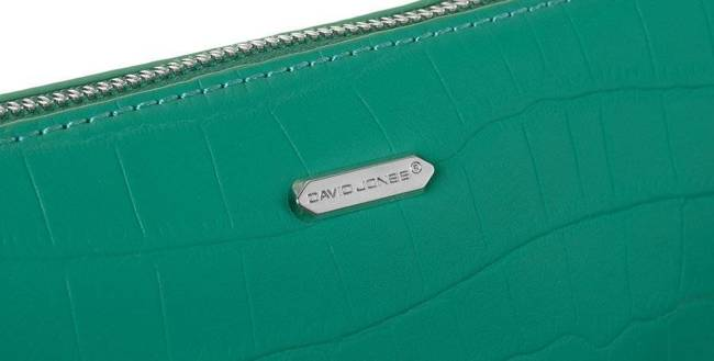 Listonoszka damska zielona David Jones CM6016 GREEN