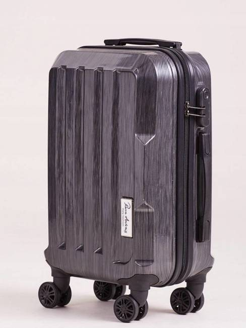 Mała walizka podróżna Pierre Andreus E-ABS roz. S