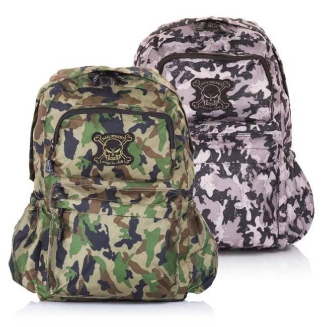 Młodzieżowy plecak szkolny Bag Street MORO 4236