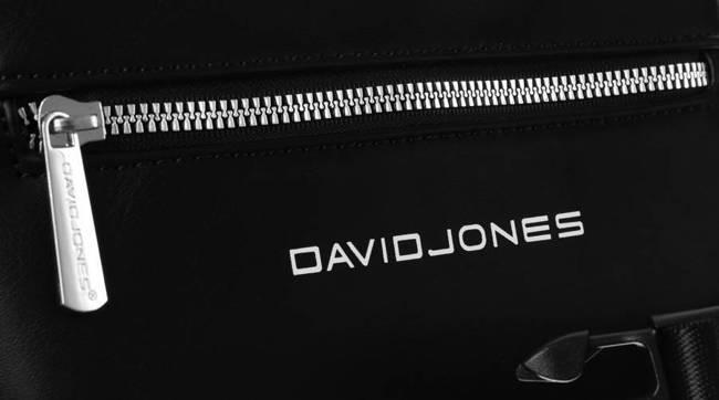 Nerka sportowa czarna David Jones 6208-2 BLACK