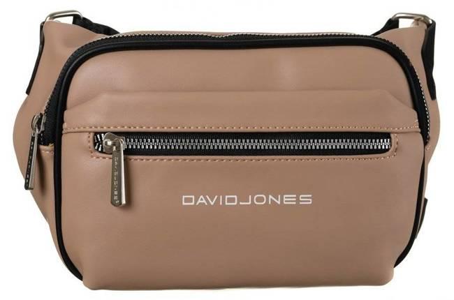 Nerka sportowa j. kamelowa  David Jones 6208-2 L.CAMEL