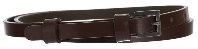 Pasek damski brązowy Rovicky  PRD-1-N-105-0287 BRO
