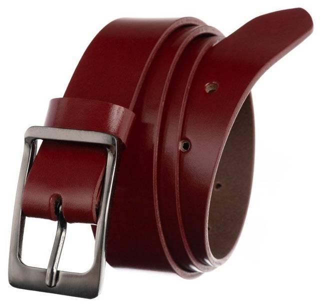 Pasek damski czerwony Badura PBD-3-A-105-8525 RED
