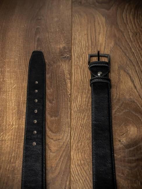 Pasek męski Rovicky PWN-01-ARS 95cm czarny