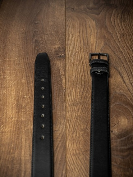 Pasek męski Rovicky PWN-01-TX 105cm czarny