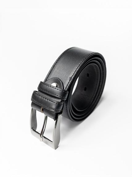 Pasek męski skórzany Rovicky PSN-01-TX 95cm czarny