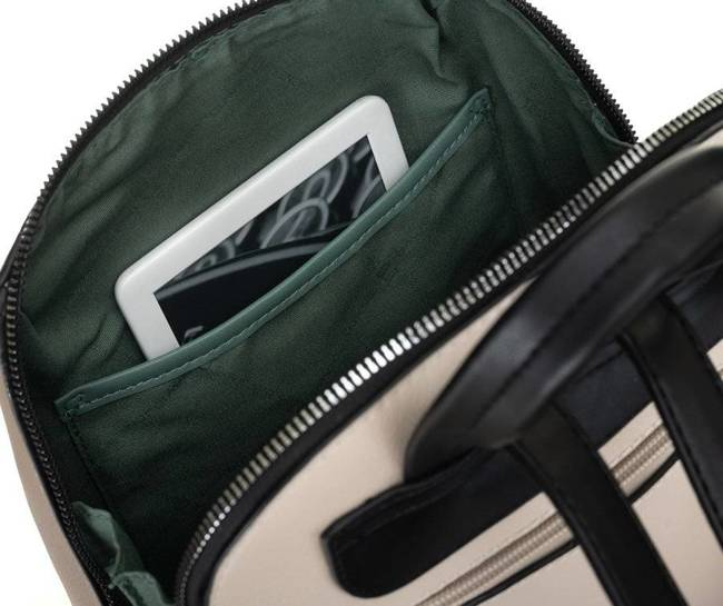 Plecak damski beżowy David Jones 6531-2 BEIGE