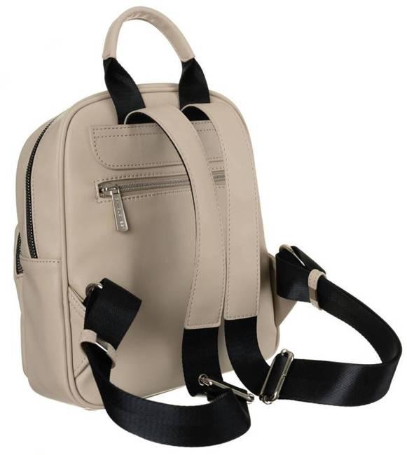 Plecak damski beżowy David Jones CM6072 BEIGE