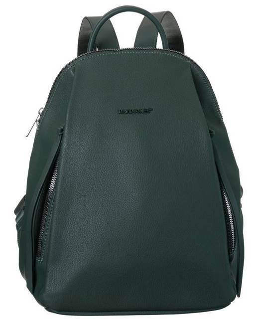 Plecak damski c. zielony David Jones CM6026 D.GREEN