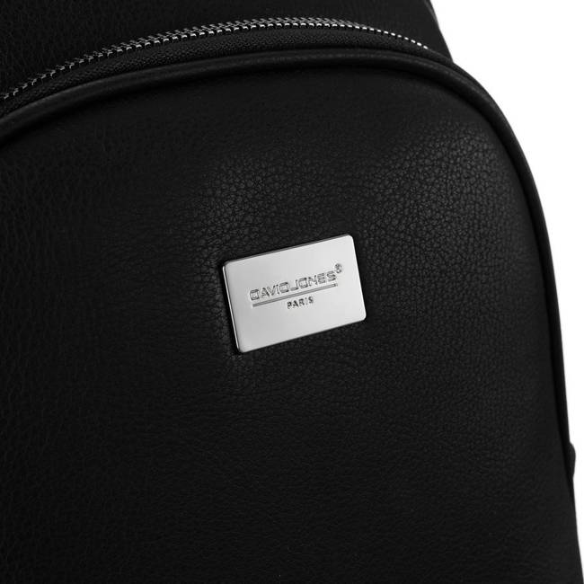 Plecak damski czarny David Jones CM6010 BLACK
