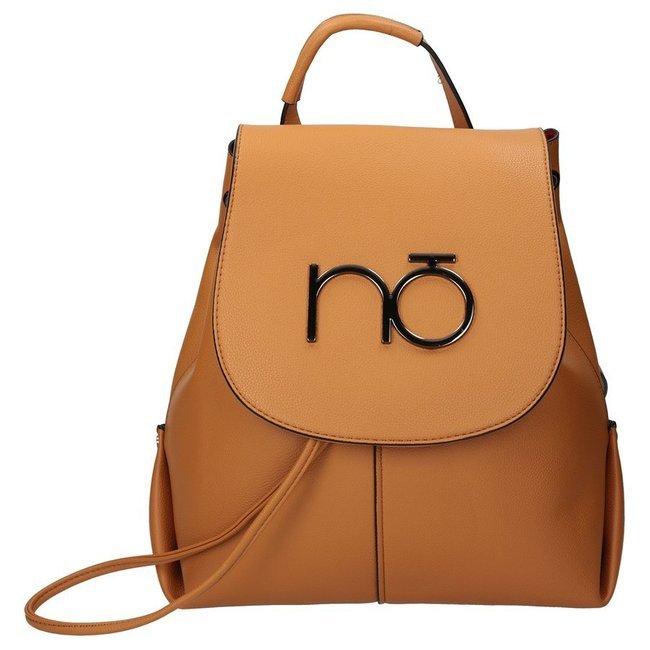 Plecak damski kamelowy Nobo NBAG-K2310-C002