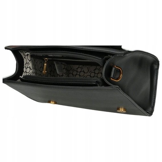 Plecak damski panterka czarny NOBO NBAG-H1490-CM20
