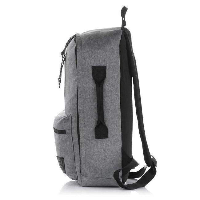 Plecak młodzieżowy na laptopa szary Jennifer Jones 4090-1