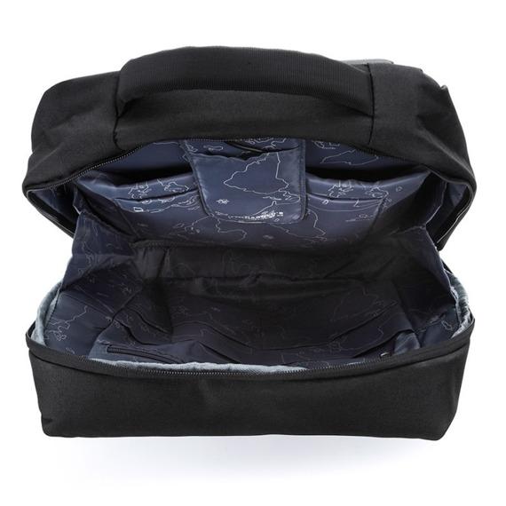Plecak na laptopa usb Harold's 4080 czarny