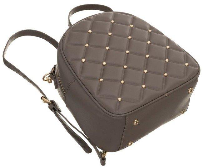 Plecak torebka 2w1 beżowy Monnari BAG3890-020