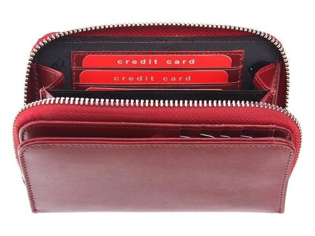Portfel damski Pierre Cardin 503 YS520.7 CZERWONY