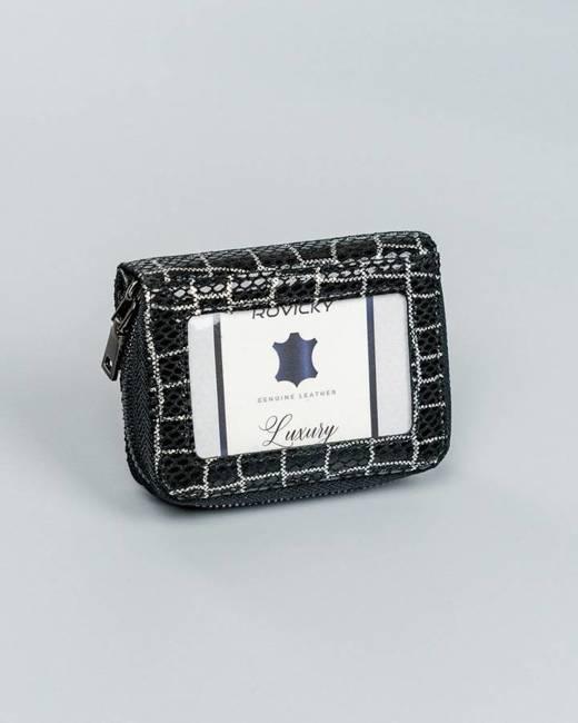 Portfel damski czarny Lorenti  5157-YBS-0000 BLACK
