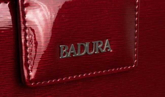 Portfel damski czerwony Badura B-43879P-SH