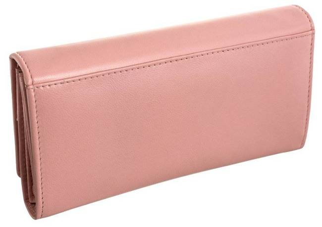 Portfel damski różowy Badura PO_D114SA_CE