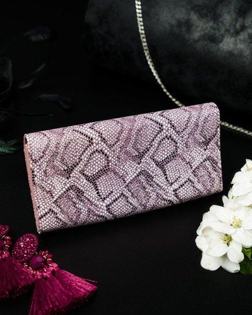 Portfel damski różowy CAVALDI GD24-11 PINK