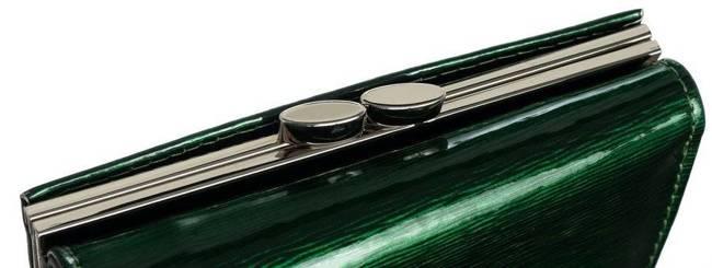 Portfel damski zielony Badura B-41374P-SH