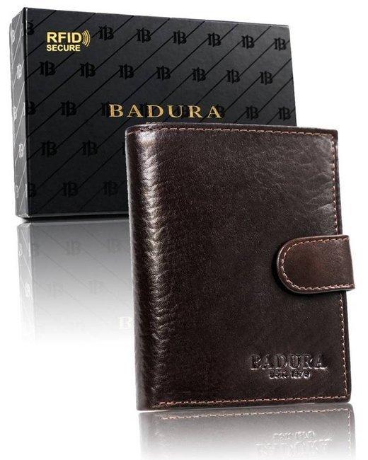Portfel męski brązowy Badura PO_M050BR_CE