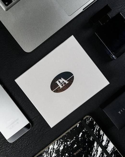 Portfel męski czarny Pierre Andreus N27661-PAK BLACK