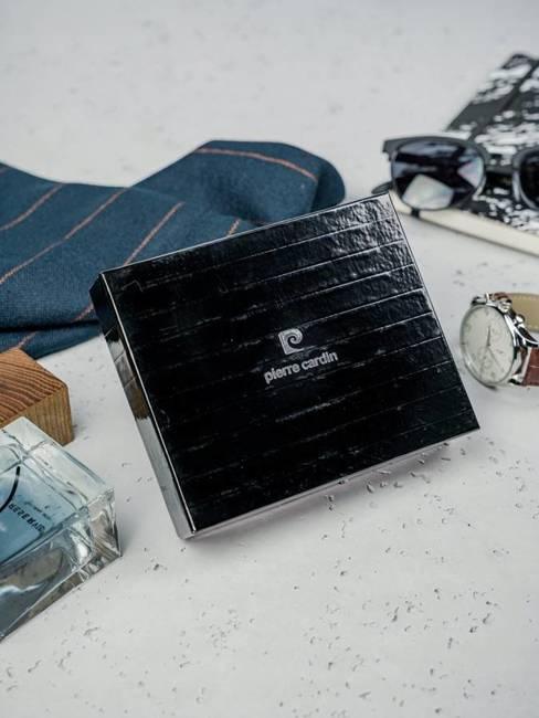 Portfel męski czarny Pierre Cardin 331A YS520.1 NERO