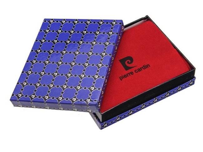 Portfel męski czarny Pierre Cardin 8805 TILAK26 CZACZER