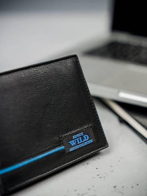 Portfel męski skórzany Always Wild N992-RB