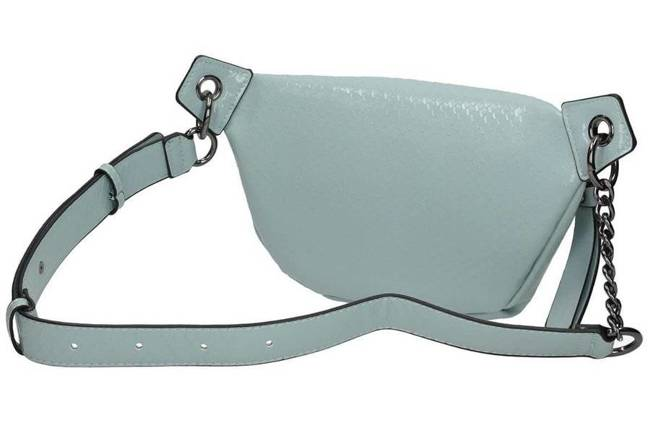 Saszetka biodrówka błękitna Nobo NBAG-K0340-C012